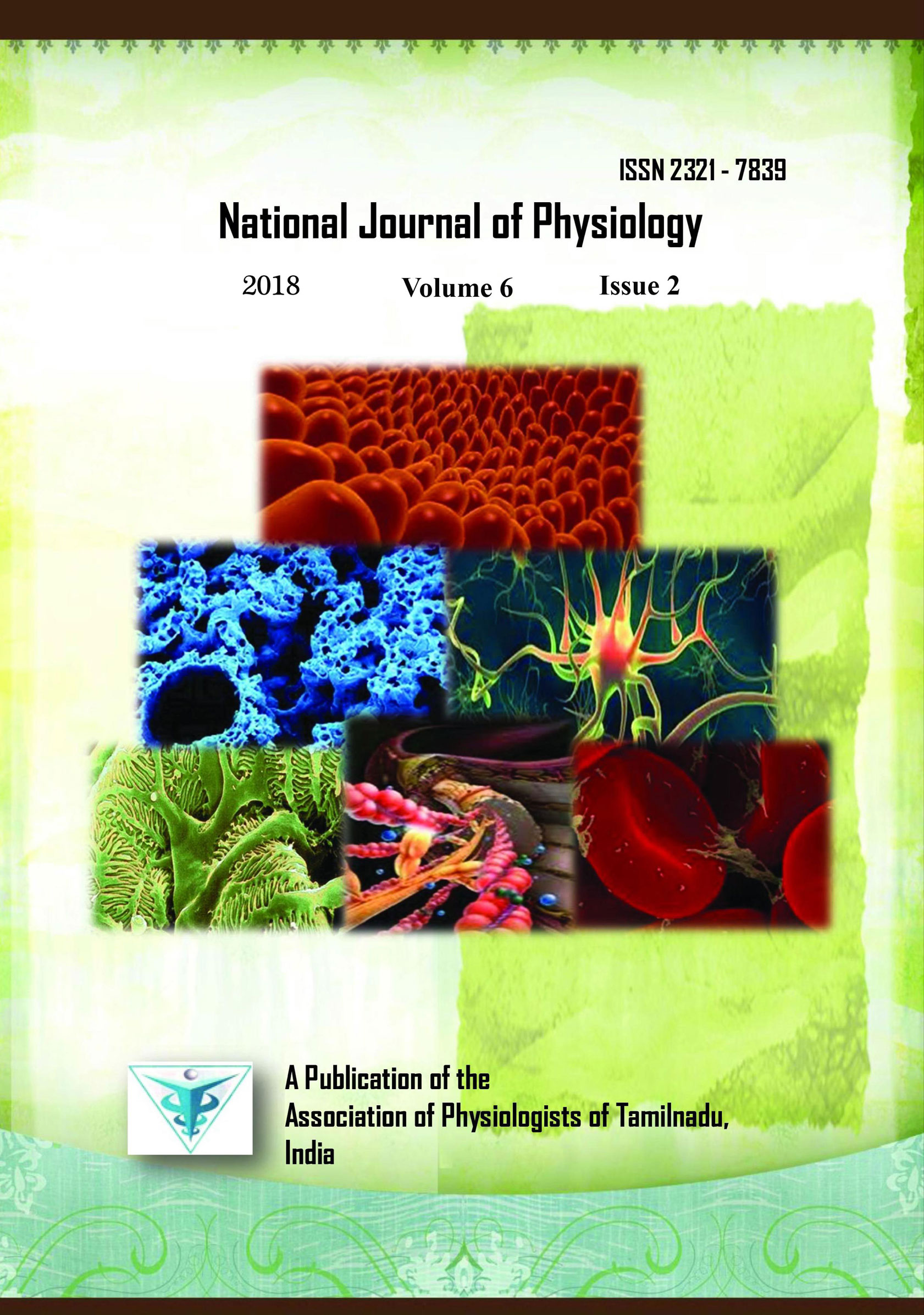National Journal of Physiology